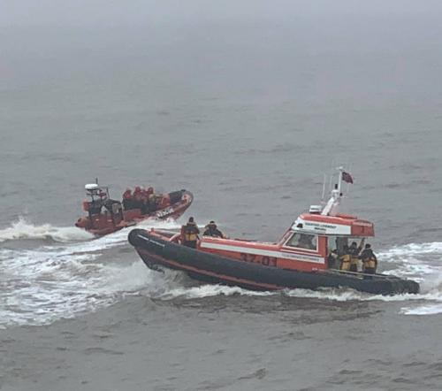 Caister Volunteer Lifeboat Service