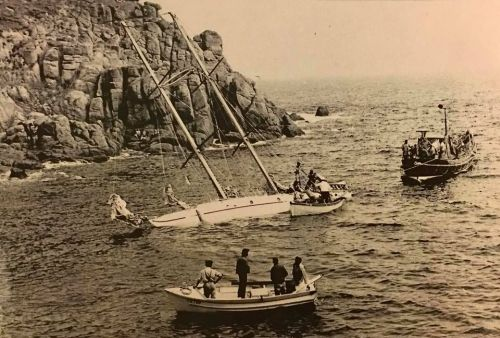 Wreck of the Esperancia