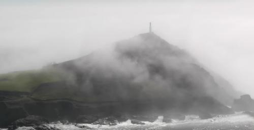 Mist over Cape Cornwall