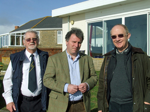 Visit by Oliver Letwin MP