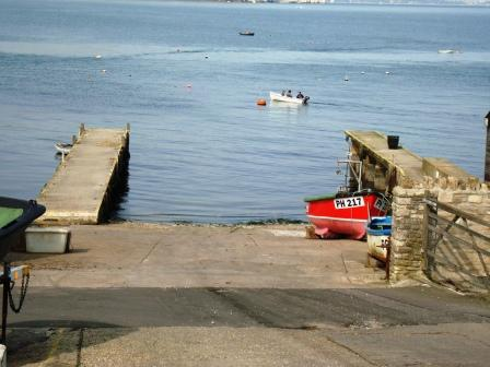 Swanage boat park