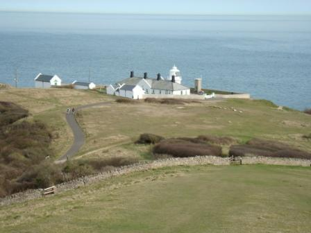Anvil Point & lighthouse